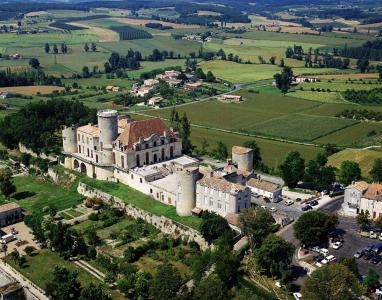 Camping le Chateau Duras