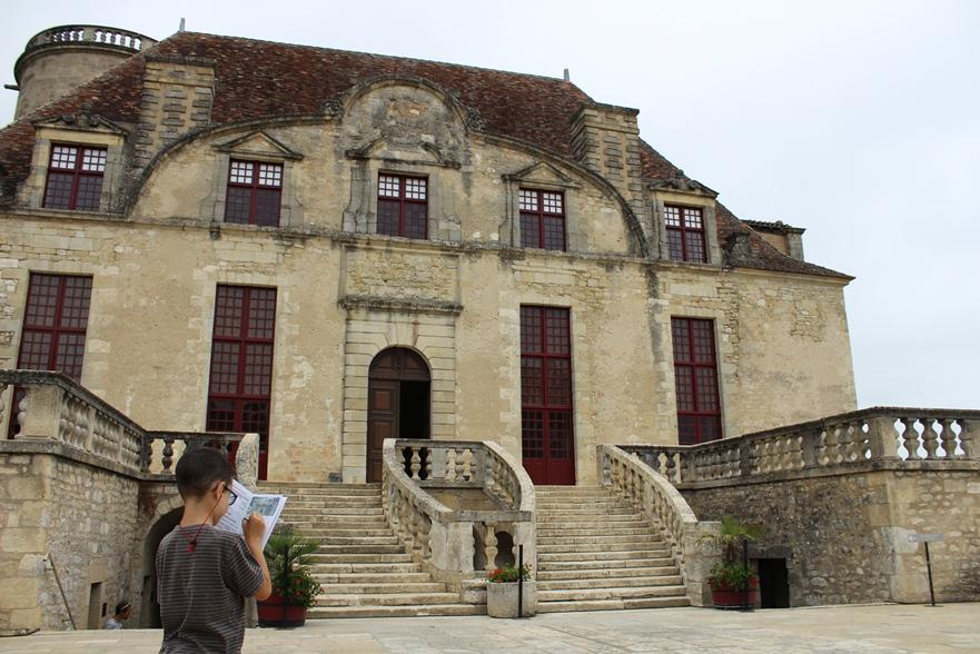 Château Duras jeu énigme