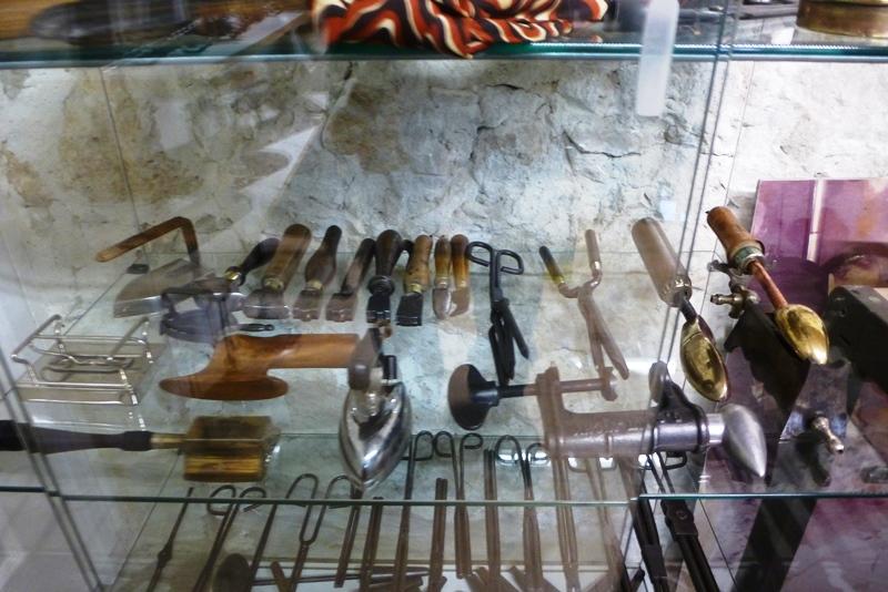 Musée Fer à repasser Soumensac