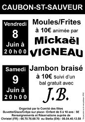 Fete-locale---8-et-9-juin---Caubon
