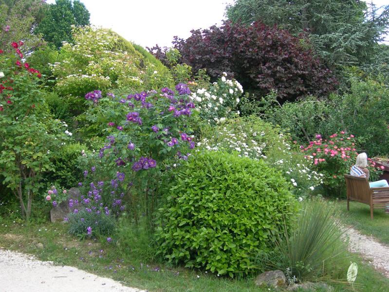 Jardin de Boissonna Baleyssagues Glad 2016