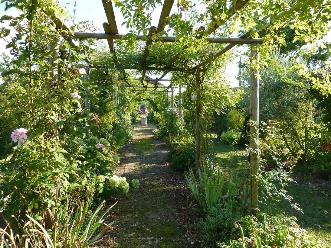 Le jardin de Mireille