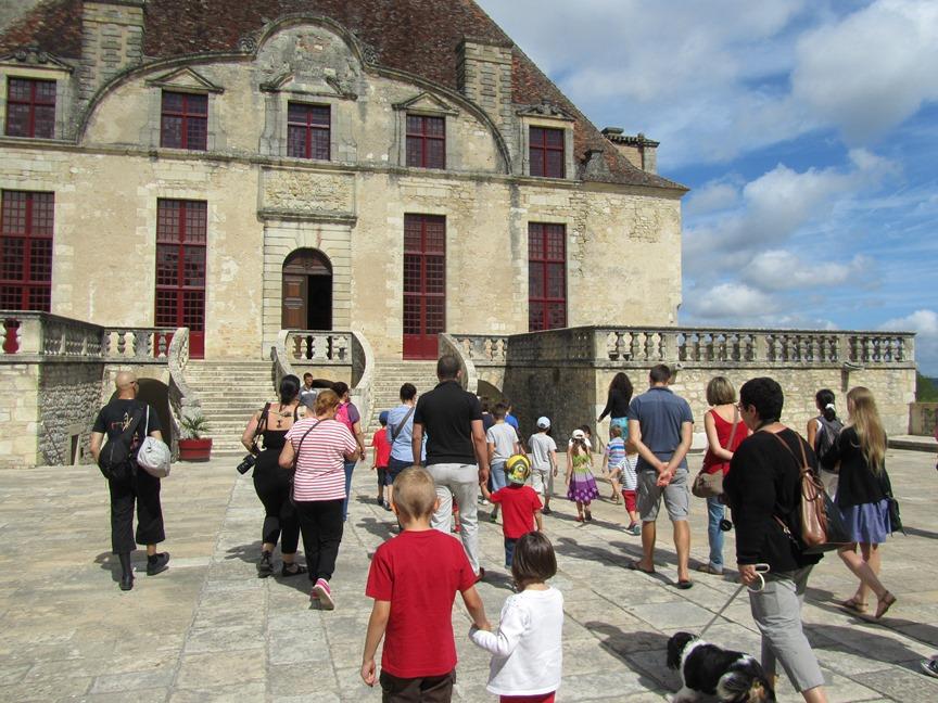 Château Duras P'tit historien