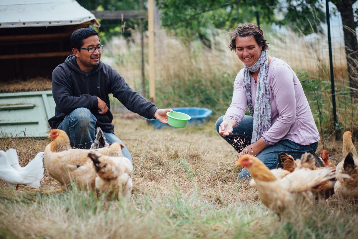 Simplycanvas permaculture Alderden Saint Jean de Duras