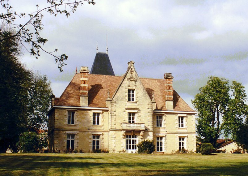 chateau-lagrave-bechade Facade