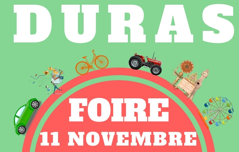 Foire 11 novembre Saint Martin Duras
